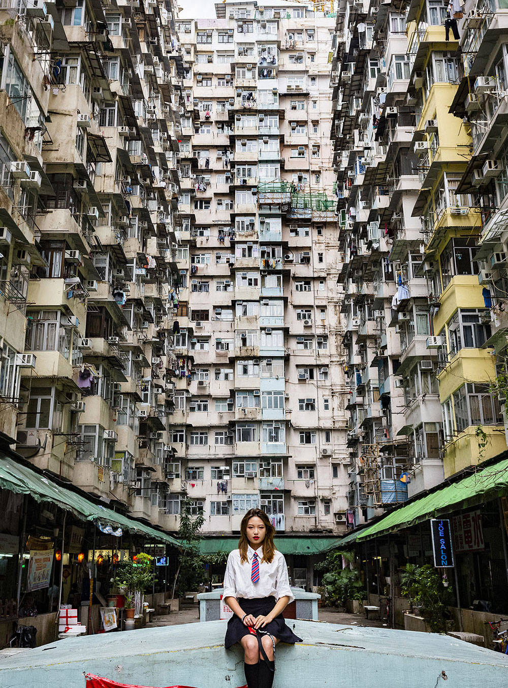 Old & Young – HK Quarry Bay